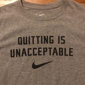 Nike mens size small T-shirt